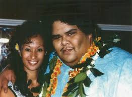 image result for Israel Kamakawiwo'ole wife