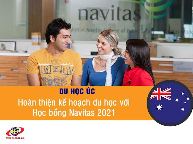 Du học Úc: Hoàn thiện kế hoạch du học với Học bổng Navitas 2021