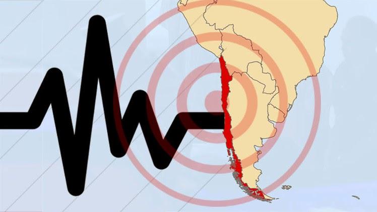 ALERTA DE TERREMOTO EN SANTIAGO DE CHILE, 20 DE ENERO 2015