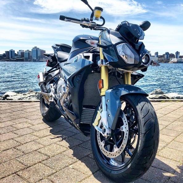 Motor BMWS 1000 R