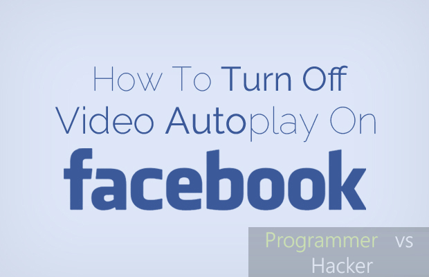 how to turn off video ads