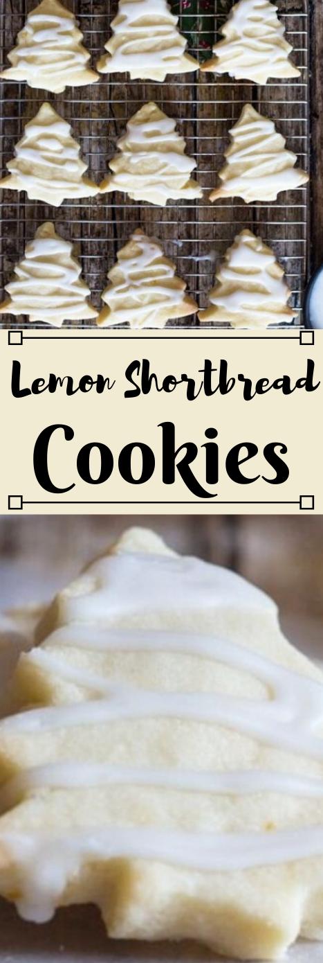 Lemon Shortbread Cookies #cookies #healthydiet #paleo #lemon #easy
