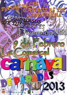 Carnaval de Paradas 2013