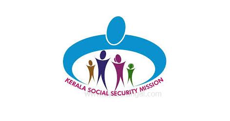 12 District Coordinator vacancy in Kerala Social Security Mission (KSSM).