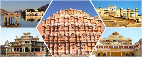 Sightseeing tour package Jaipur
