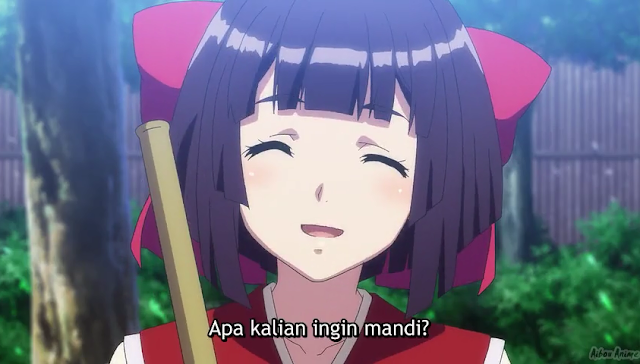 Kandagawa Jet Girls Episode 08 Subtitle Indonesia