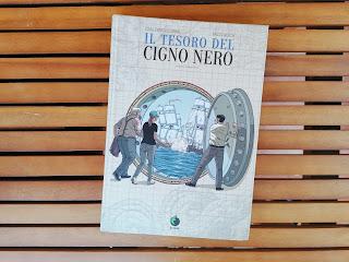 Il Tesoro del Cigno Nero - Paco Roca [recensione]