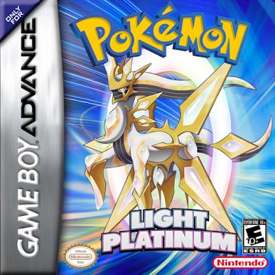 Pokemon Light Platinum GBA ROM Download