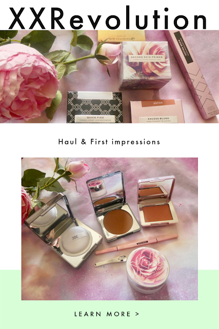 XX Revolution -  Haul & First Impressions