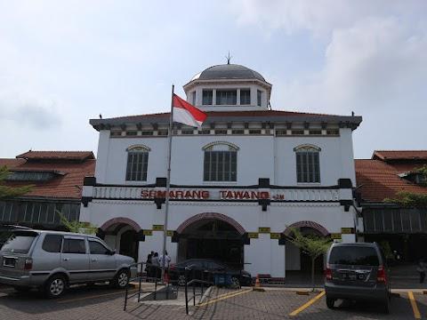 Walking Tour: Menyusuri Sejarah Kereta Api di Kota Semarang