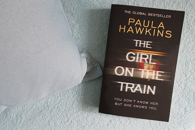 This Month I.... August, Read, Book, The Girl On The Train, Paula Hawkins, Book Review, Review