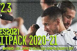 New Kitpack Season 2020-21 V2.3 - PES 2021