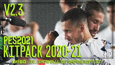 New Kitpack Season 2020-21 V2.3