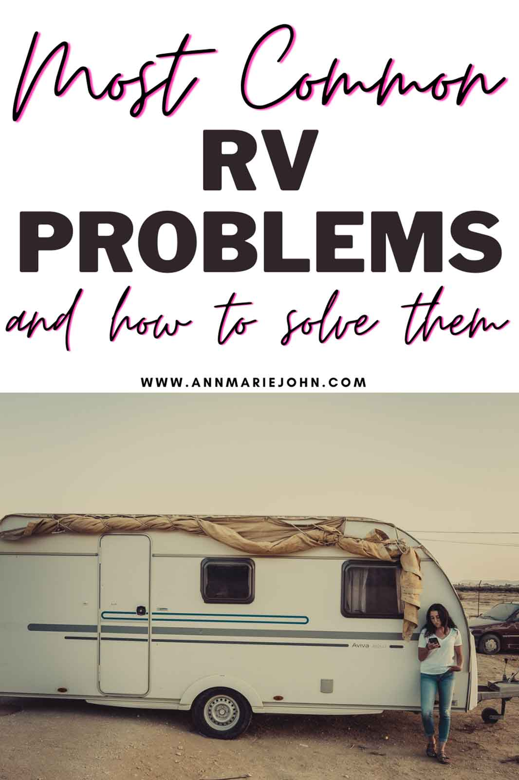 Most Common RV Issues and How to Solve Them