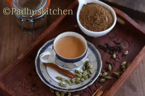 Masala chai- Masala tea