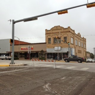 historic buildings snyder texas
