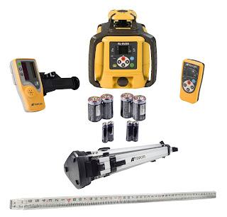 Jual Rotating Laser Topcon RL-SV2S Call 08128222998