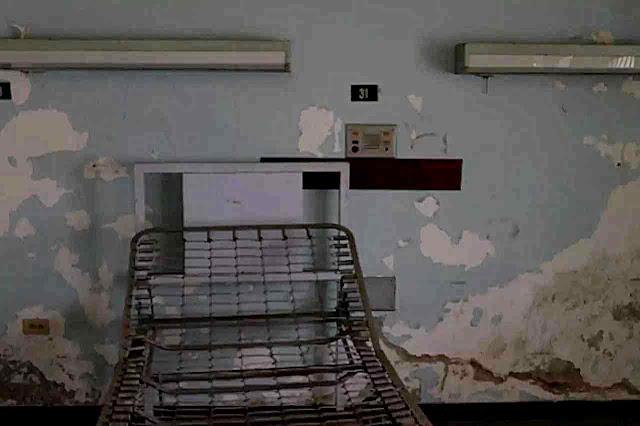 Para o povo hospitais venezuelanos sem medicamentos, sem luz e sem água na pandemia