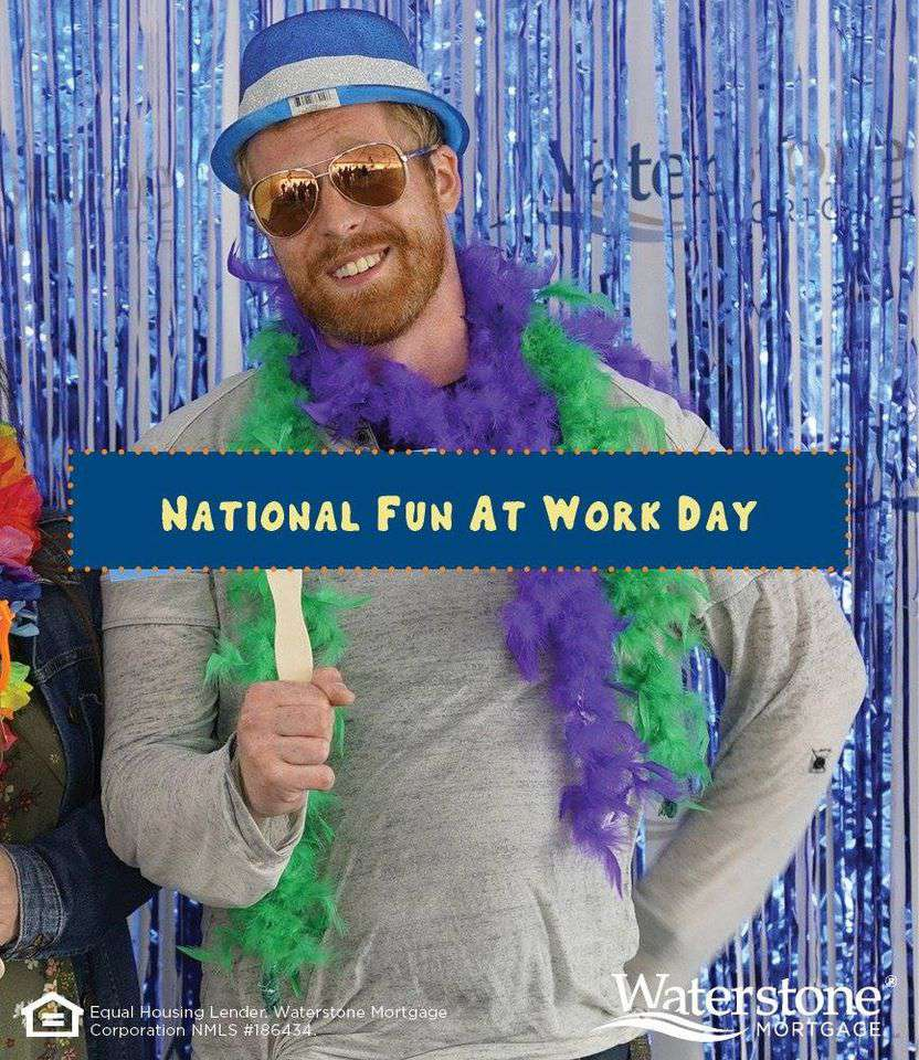 National Fun at Work Day Wishes Images download
