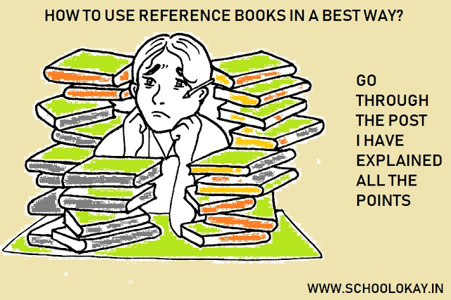 use reference books for class 9