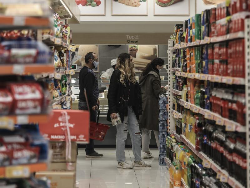 Ωράριο σούπερ μάρκετ: Τι ισχύει με τα νέα μέτρα - Τι ώρα κλείνουν