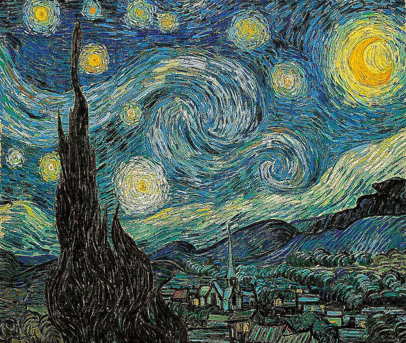 Post-Impressionism Art Screensaver download for windows 8 ...