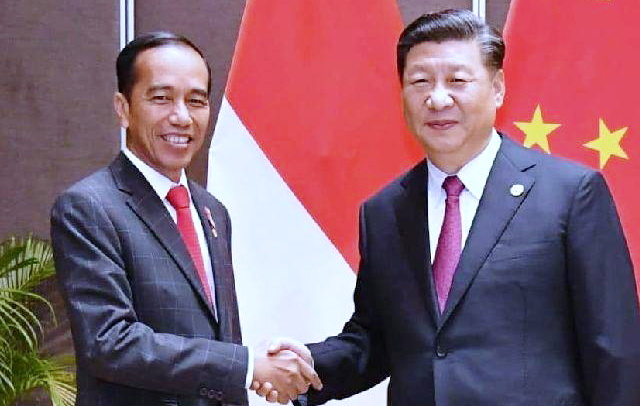 Xi Jinping Terkejut Saat Dengar Sriwijaya Jatuh, Sampaikan Begini ke Jokowi