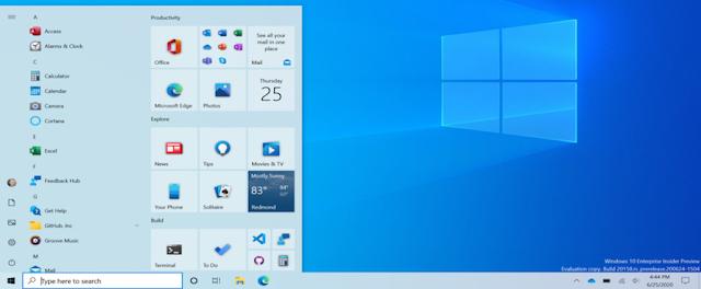 How To Install New Start Menu on Windows (Version 2004) | Information Technology APB