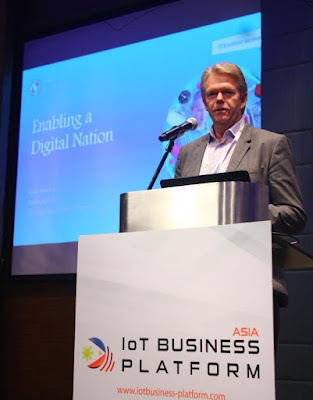 Globe Co-Presents the 7th Annual Asia IoT Business Platform