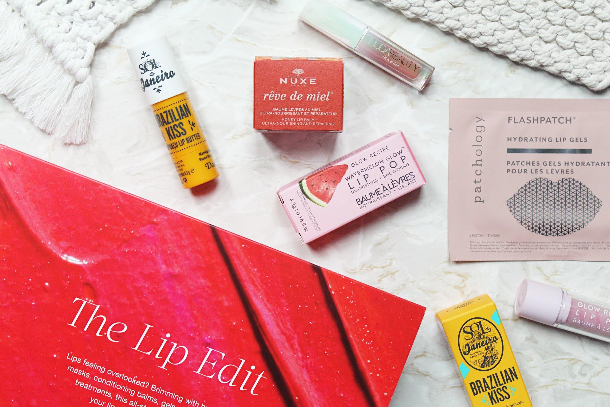 Cult Beauty The Lip Edit Box