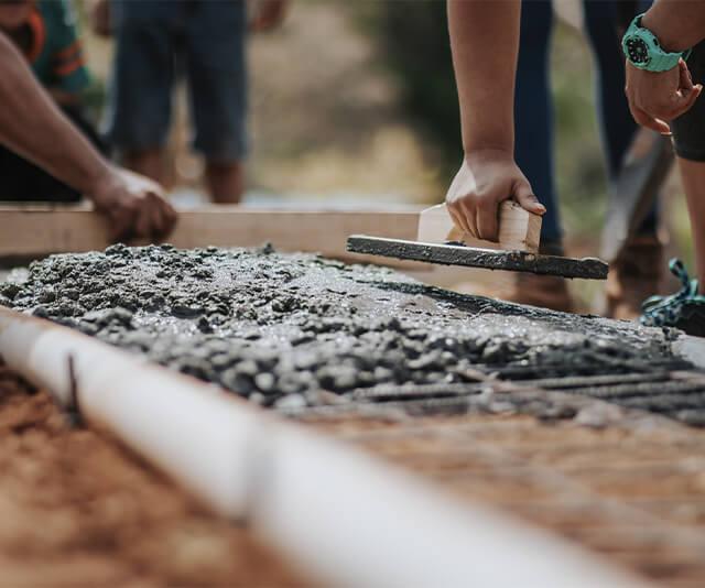 canteiro de obras construcao civil