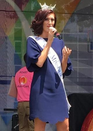 Concurso de Miss EUA tem a primeira candidata lésbica ativista LGBT
