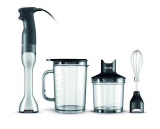 Breville BSB510XL Control Grip Braun Immersion Blender