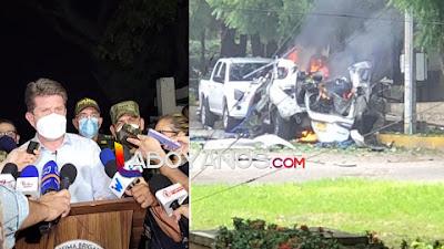 """Camioneta con explosivos entró al batallón militar en Cúcuta """"como Pedro por su casa"""""""