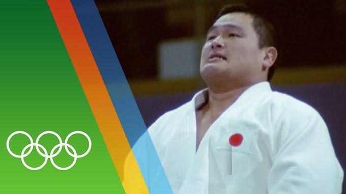 Superando um músculo lesionado para ganhar o ouro olímpico
