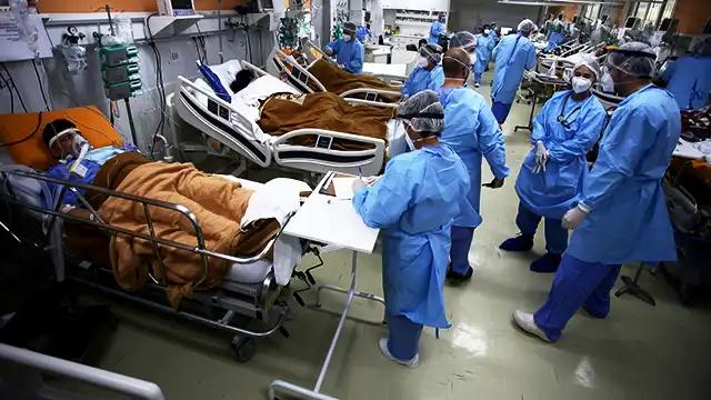 خبر عاجل...حصيلة كبيرة جدا في آخر 24 ساعة 5494 إصابة جديدة و23 وفاة بفيروس كورونا