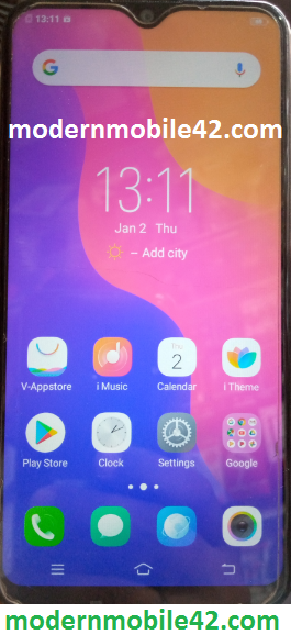 vivo y91 1814 pd 1818 df ex a 1.11.2 firmware