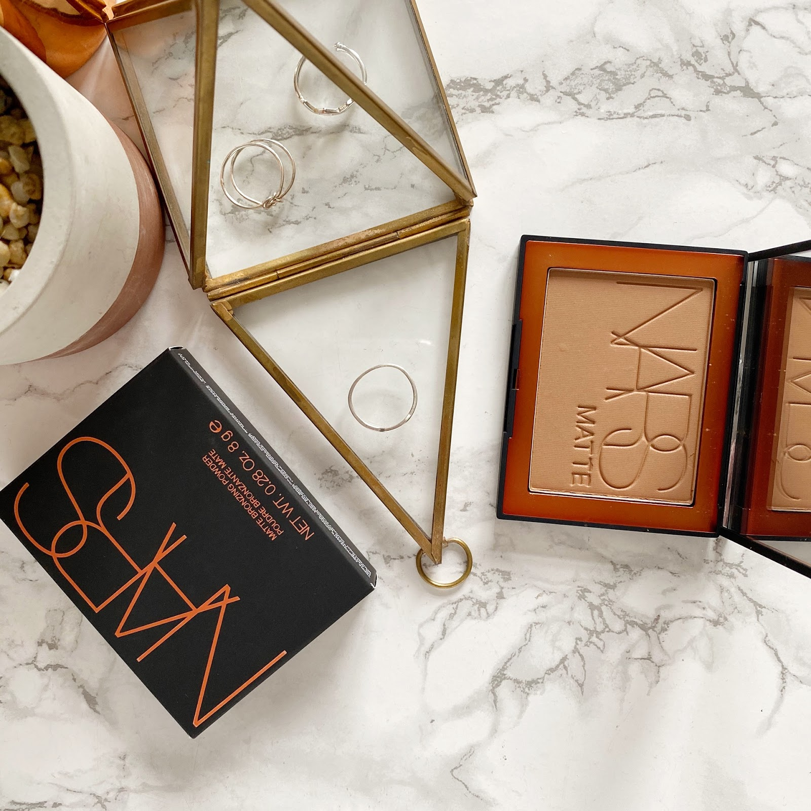 nars laguna matte bronzing powder review