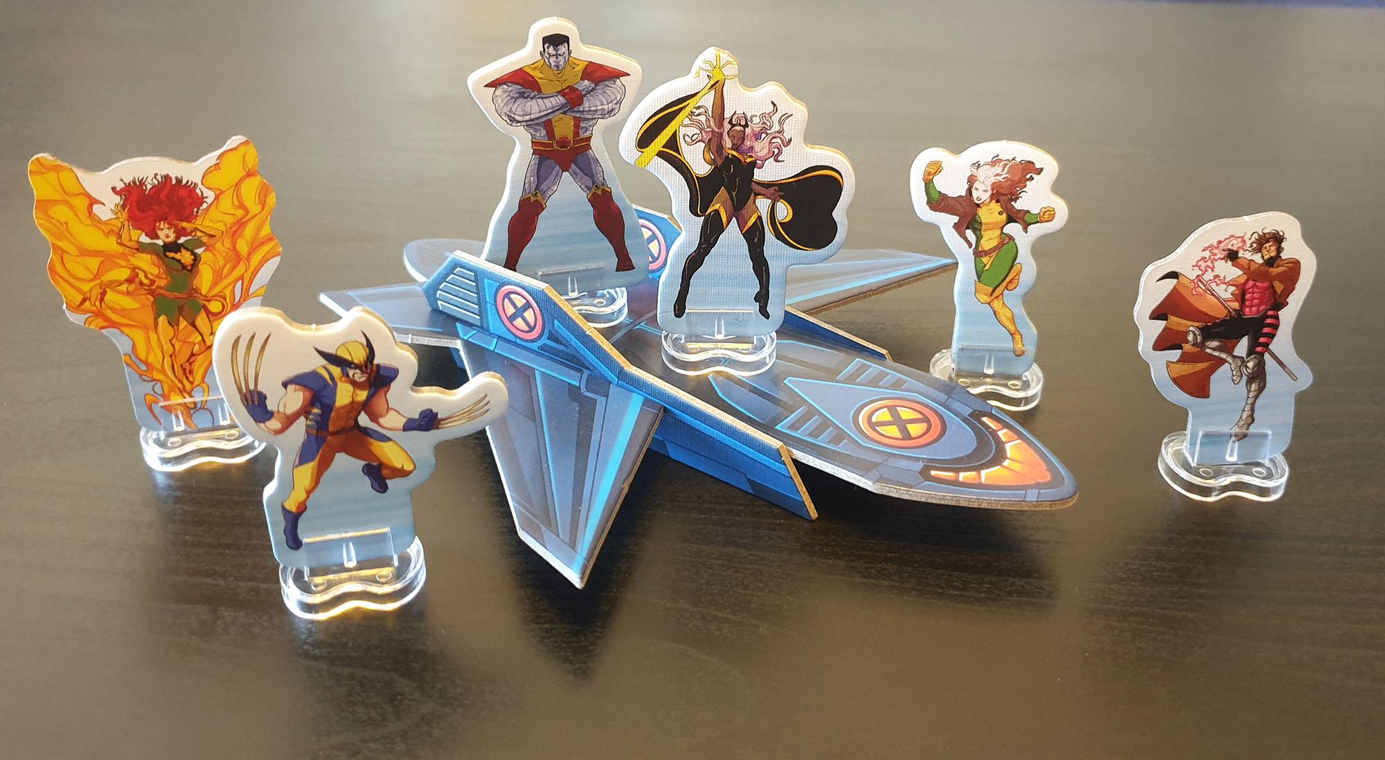 X-Men: Mutant Insurrection recensione Antro Board