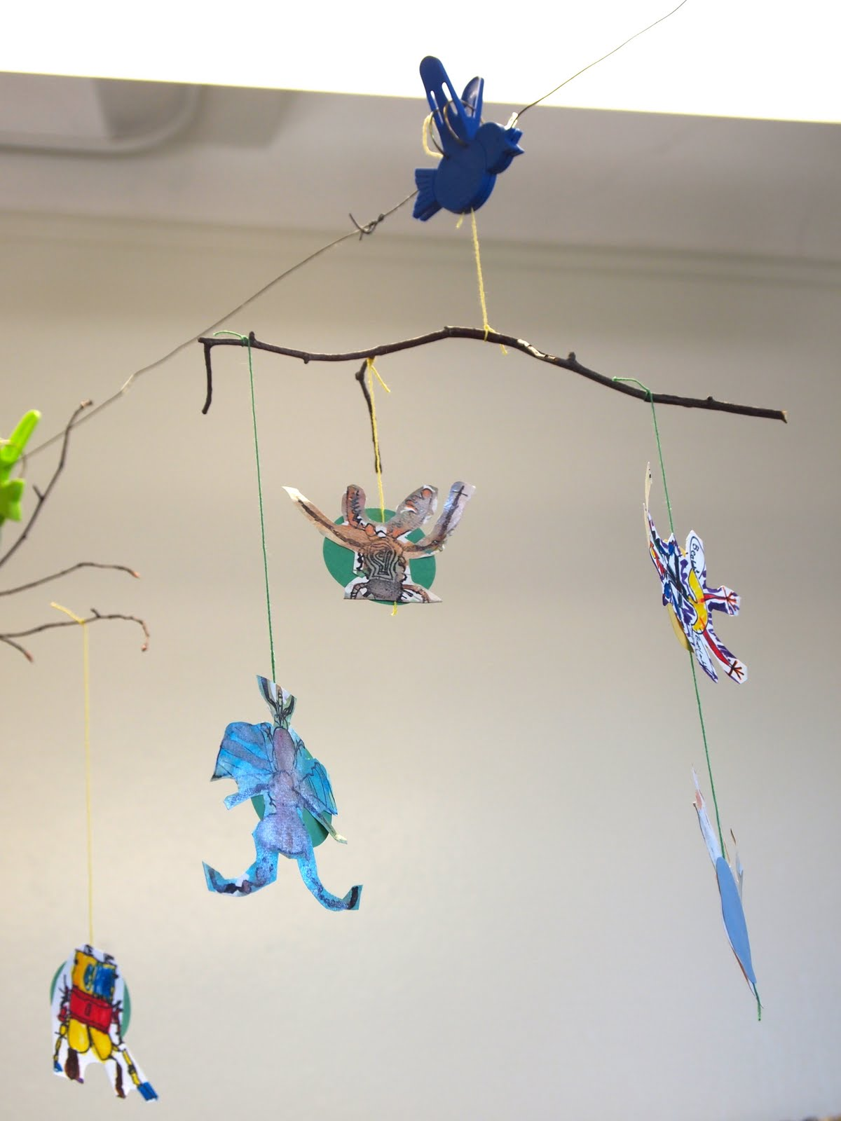 New city arts first grade insect mobiles - Mobiles24 com ...