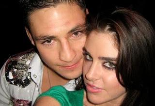 Diego Sanchez With Anne Rivera