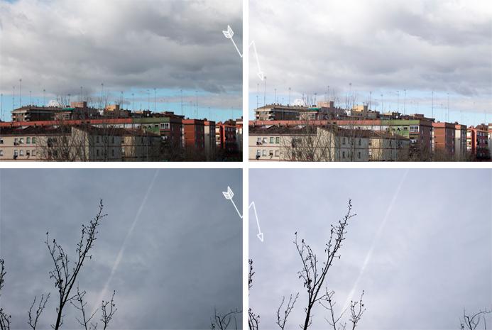 Mejora tus fotografías: Edición