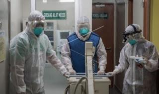 Insentif Tenaga Kesehatan Tangani COVID-19 di Tanjungbalai Dibayarkan Rp416 Juta Lebih