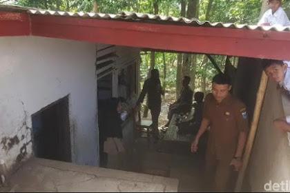 Miris! Tinggal di WC SD, Nining Guru Honorer di Pandeglang Bergaji Rp 350 Ribu/Bulan