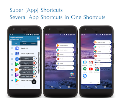 Super Shortcuts Patched APK