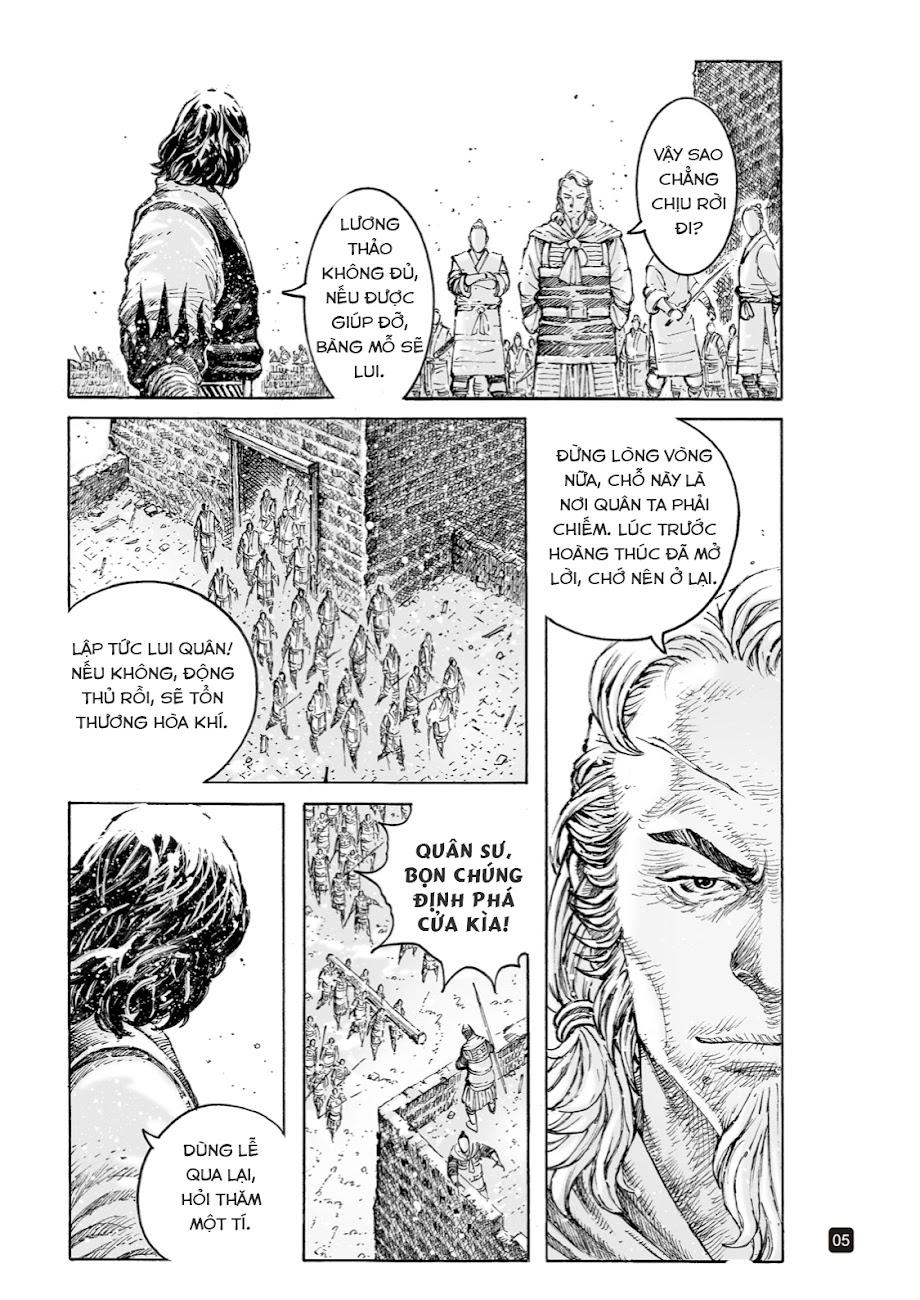 Hỏa phụng liêu nguyên Chương 538: Như thi như họa trang 5