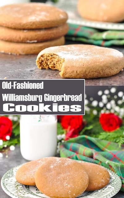 Delicious Gingerbread Cookies #Recipe #cookies #easyrecipe