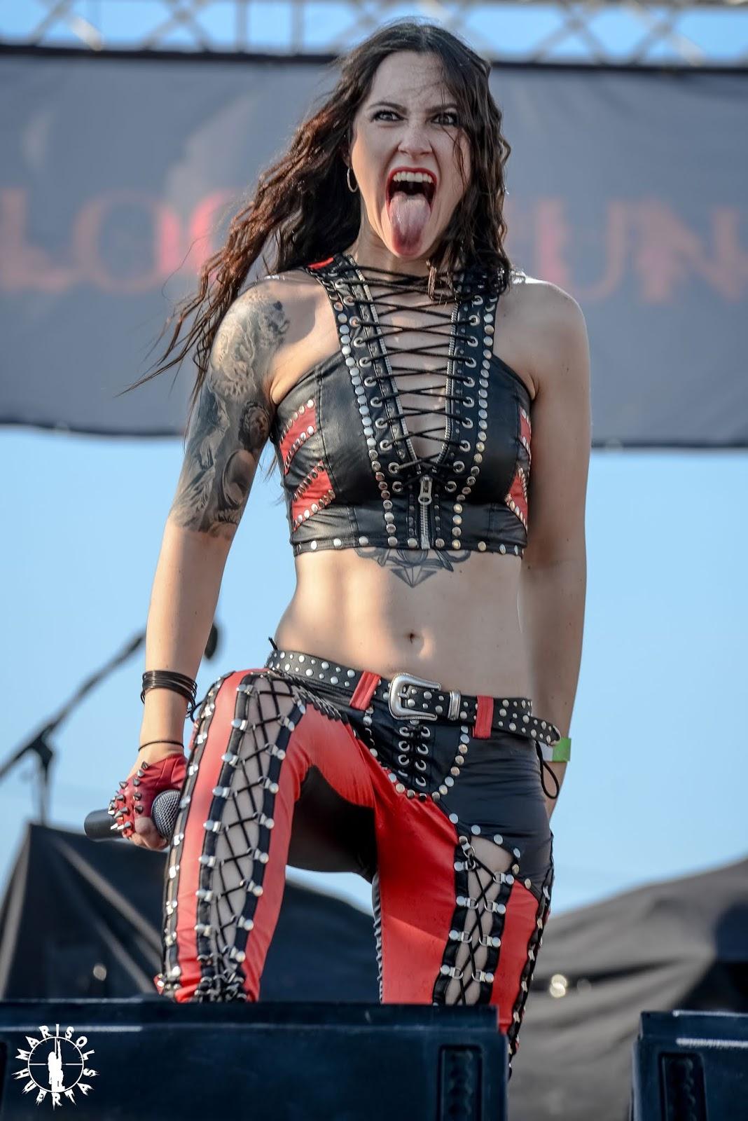 Bloodhunter Diva Satanica