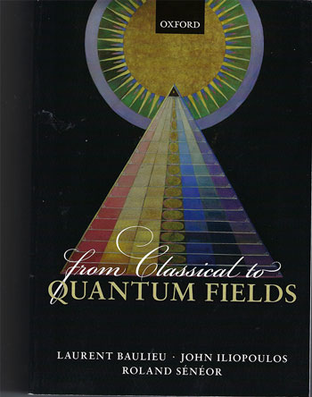 Great review of the transition from classical to quantum fields