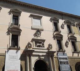 Palazzo Bo' in Via 8 Febbraio is the main building of Padua University